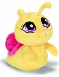 Maskotka Ślimaczek żółty 50 cm