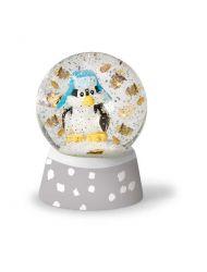 Kula śnieżna Pingwin IIji