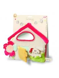 Edukacyjna zabawka pluszowa z Króliczkiem