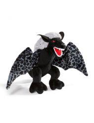 Maskotka Dinozaur czarny 22 cm