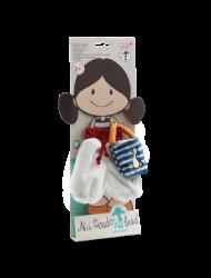 Spodenki + torebka dla lalki