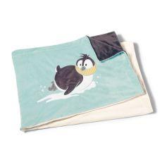 Koc pluszowy Pingwin Jori
