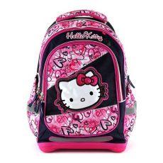 Plecak szkolny usztywniany Hello Kity