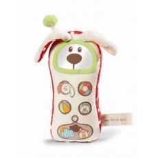 Telefon pluszowy Króliczek Tilly