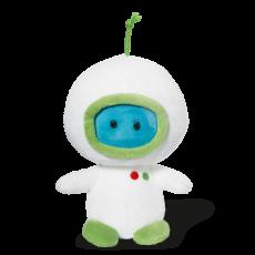 Maskotka Astronauta biały 30 cm