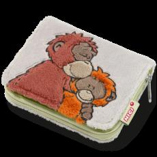 WF21 Portfel pluszowy Orangutan