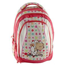 Plecak szkolny 2w1 Amy