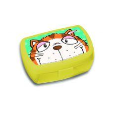 Pojemnik na śniadanie Kot pomarańczowy