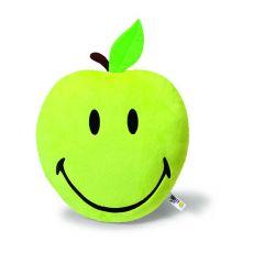 Poduszka jabłko Smiley