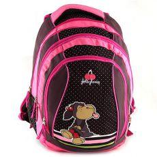 Plecak szkolny 2w1 Jolly Lucy