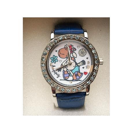 Zegarek na rękę Jolly Liselle granatowy