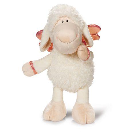 Maskotka Owieczka biała 25 cm