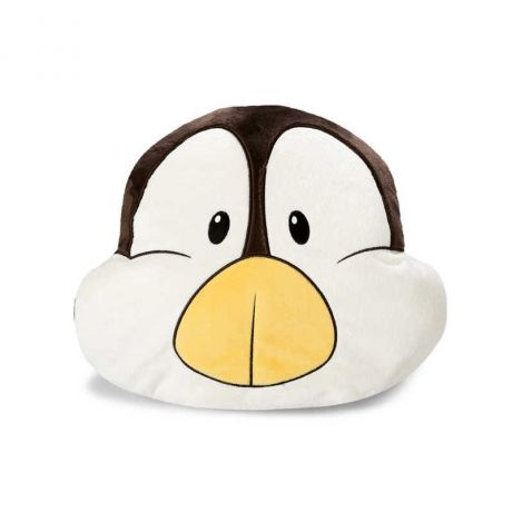 Koc pluszowy Pingwin
