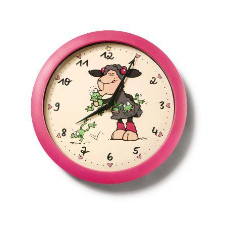 Zegar ścienny Jolly Lucy