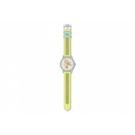 Zegarek na rękę Jolly Candy zielony
