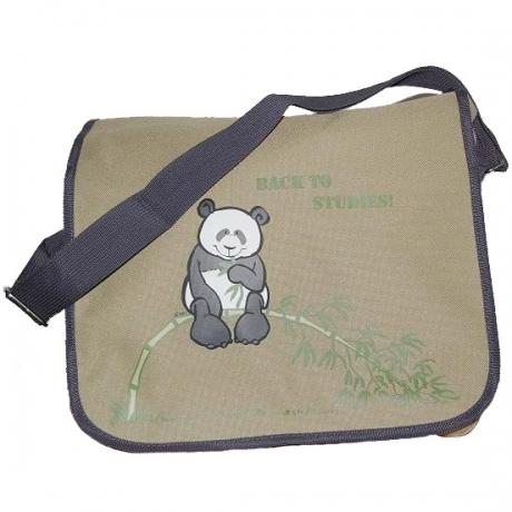 Torba szkolna panda