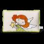Poduszka Aniołek zielony