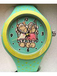 Zegarek na rękę Jolly Amy&Frances zielony