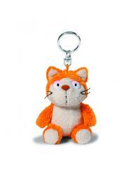 Brelok Kot pomarańczowy