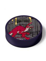 Gumka Dinozaur czarny