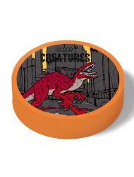 Gumka Dinozaur czerwony