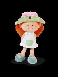 Sukienka krótka dla lalki
