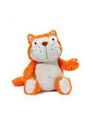 Maskotka Kot pomarańczowy 35 cm