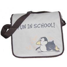 Torba szkolna Pingwin
