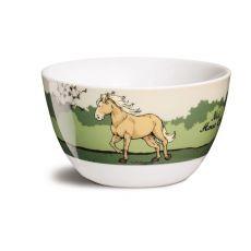 Miska na płatki Koń