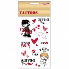 A&D4 Tatuaże na blistrze