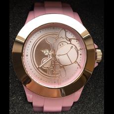 Zegarek na rękę Jolly Candy różowy