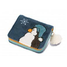 Portfel pingwin pluszowy Zima 2018
