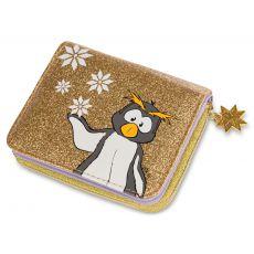 Portfel pingwin Frizzy Zima