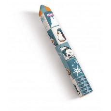 Ołówek gumujący Zima13 cm