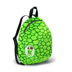 Plecaczek zielony żółw
