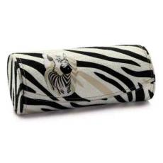 WF10 Etui na okulary Zebra