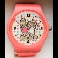 Zegarek na rękę Jolly Amy&Frances różowy