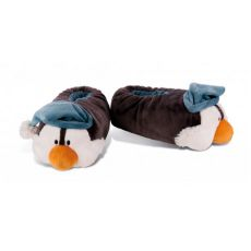 Kapcie pingwin  Zima