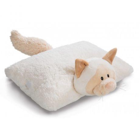 Poduszka rozkładana Kotka Śnieżna