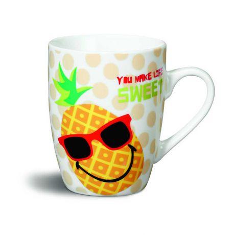 Kubek Ananas Smiley
