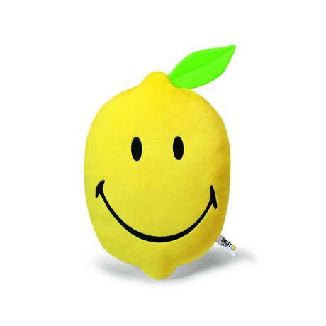 Poduszka cytrtyna Smiley