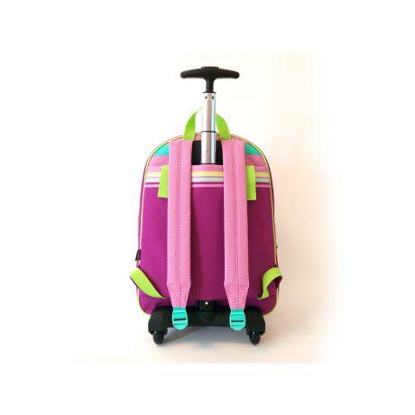Walizka - Plecak na kółkach Jolly Lucy