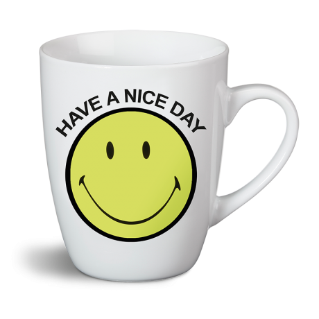 """Kubek """"Have a nice day"""" Smiley"""