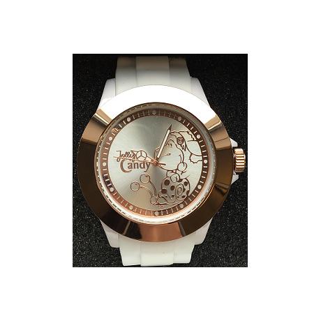 Zegarek na rękę Jolly Candy biały