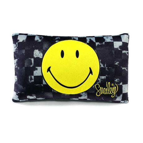 Poduszka prostokątna Smiley