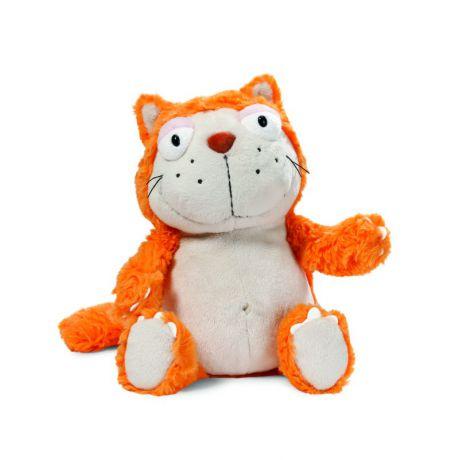 Maskotka Kot pomarańczowy 25 cm