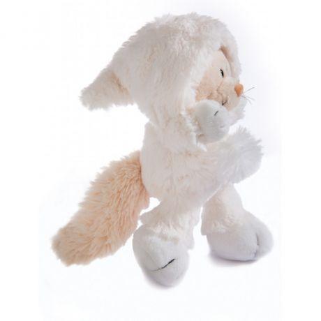 Maskotka Kotka Śnieżna 20 cm