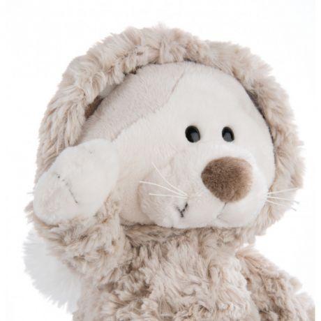 Maskotka Kot Śnieżny 25 cm