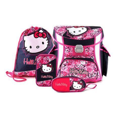 fcdea42ff3706 Tornister szkolny z wyposażeniem Hello Kity II   tornistry i plecaki ...