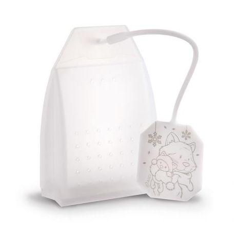 Zaparzacz do herbaty Koty Śnieżne